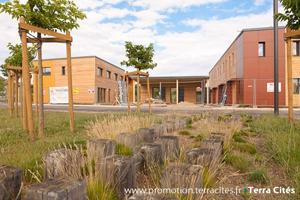 Programme d'éco-habitats sociaux – Eco-quartier