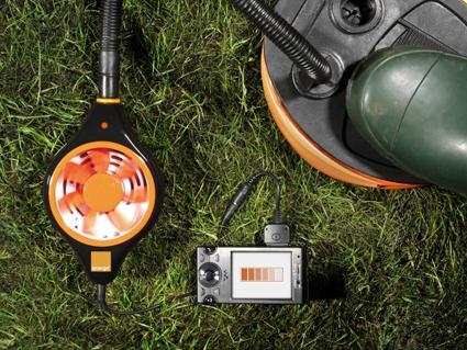 Système Orange Power Pump - recharger un portable