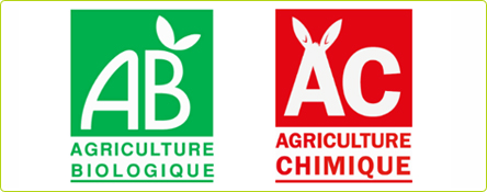 Logo Agriculture Chimique