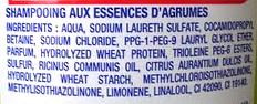 De l'huile de palme aussi dans votre shampooing !
