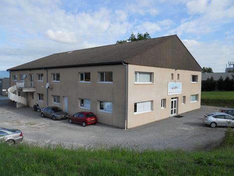 L'éco-blog est né à l'imprimerie Villière (entre Annecy et Genève)