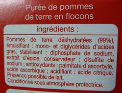 Palmitate d'ascorbyle : synonyme d'huile de palme
