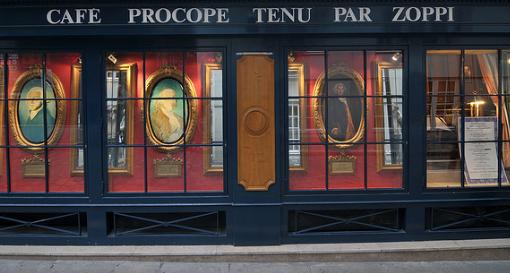 Café littéraire Le Procope (Paris 6ème)