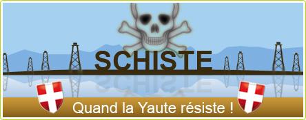 Gaz de Schiste : quand la Haute Savoie entre en résistance