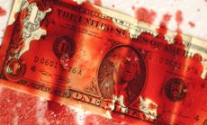 Des dollars et du sang
