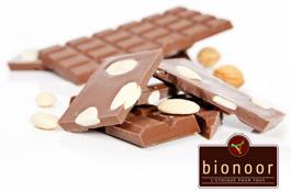 Bionoor vous offre un lot de chocolats Bio