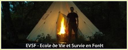 Ecole de Vie et Survie en Forêt