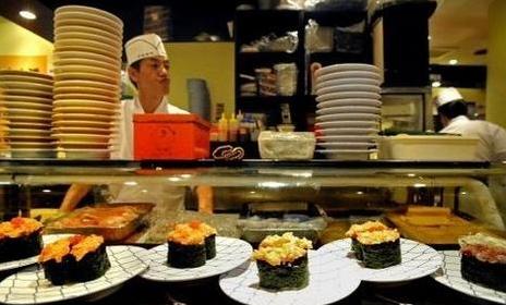 restaurant asiatique le Fujiyama, à Louviers (Eure)
