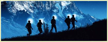 UTMB : ultra trail du Mont-Blanc