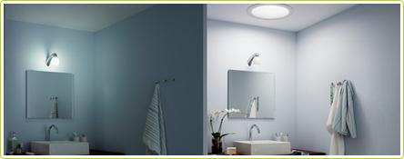 astuce comment clairer naturellement une pi ce sombre. Black Bedroom Furniture Sets. Home Design Ideas