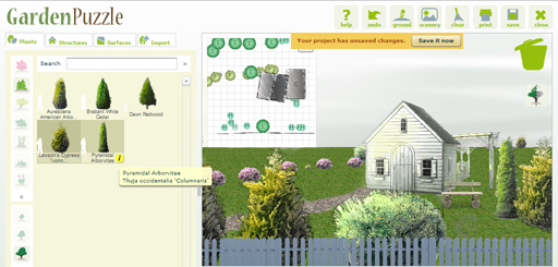 3 freewares pour am nager son jardin for Creer son jardin gratuit