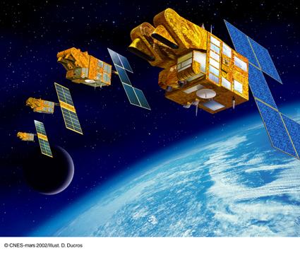 16-satellite