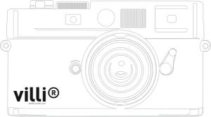 Illustration du concours photo pour les 30 ans de l'imprimerie Villière