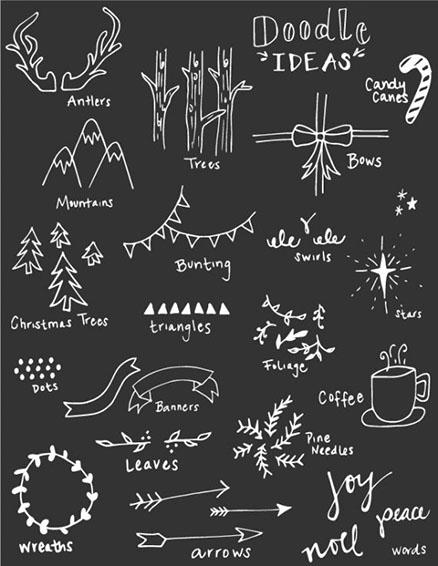idées de dessins pour emballage cadeau personnalisé