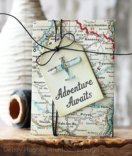 Des id es d 39 emballage cadeau pour un no l cr atif et for Good gifts for a traveler