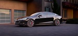 La model S de Tesla, la voiture électrique idéale