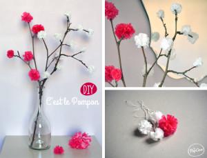 Bouquet-Pompon-Titre