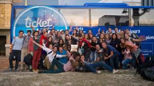 Les premiers entrepreneurs aidés par Ticket for Change