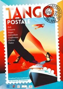 affiche tangopostale