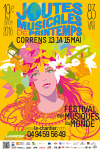 joutes musicales correns