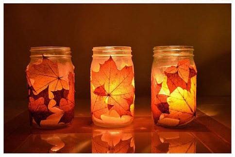 eco-blog DIY d'automne : la nature à l'honneur